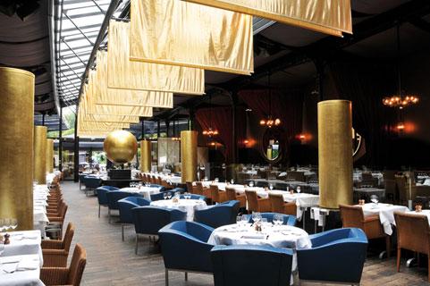 Restaurant Paris 16em